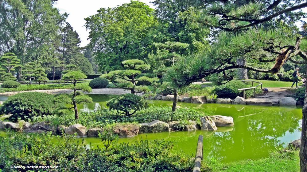 Düsseldorf Japanischer Garten Japanische Garten Am Rhein