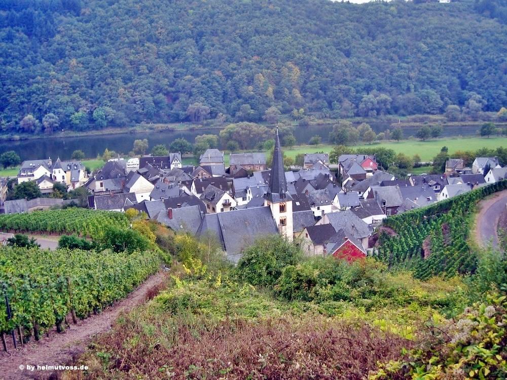 Klettersteig Cochem : Rundwanderung calmont klettersteig bremm mosel gps wanderatlas