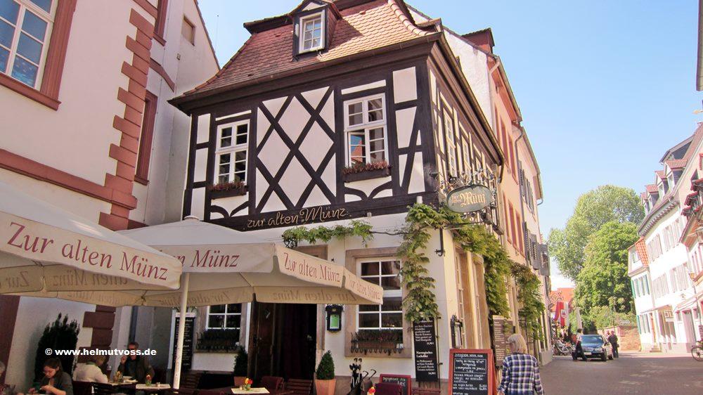 Speyer Rheinland Pfalz Speyerer Dom Kaiser Dom Altpörtel Helmut