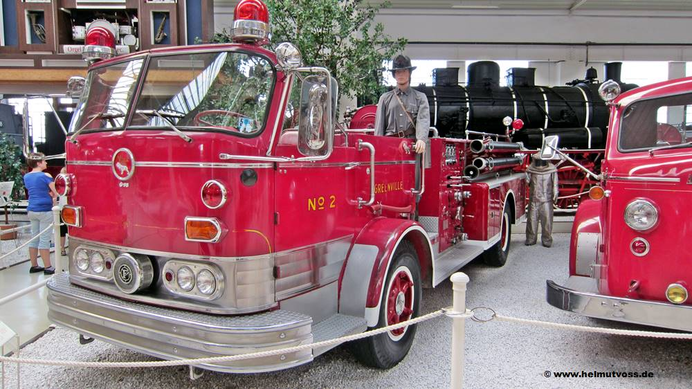 Technik-Museum Speyer, Mack Pumper C75