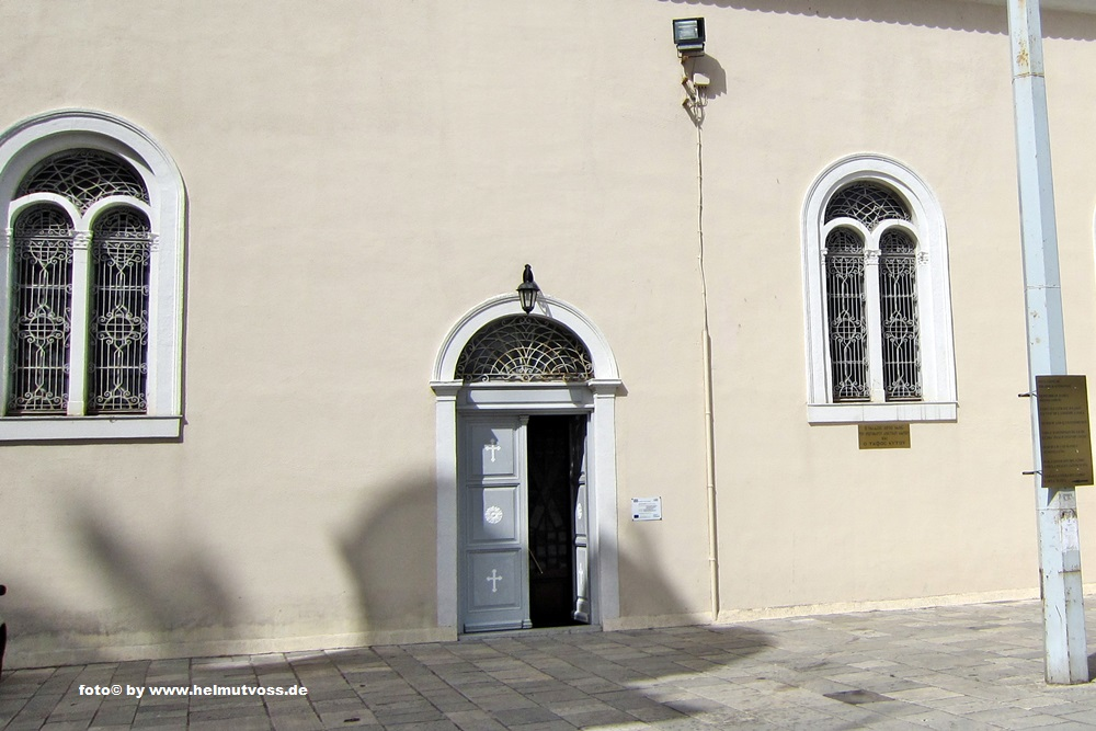 Patra πάτρα die alte kirche von st andreas westpeloponnes η