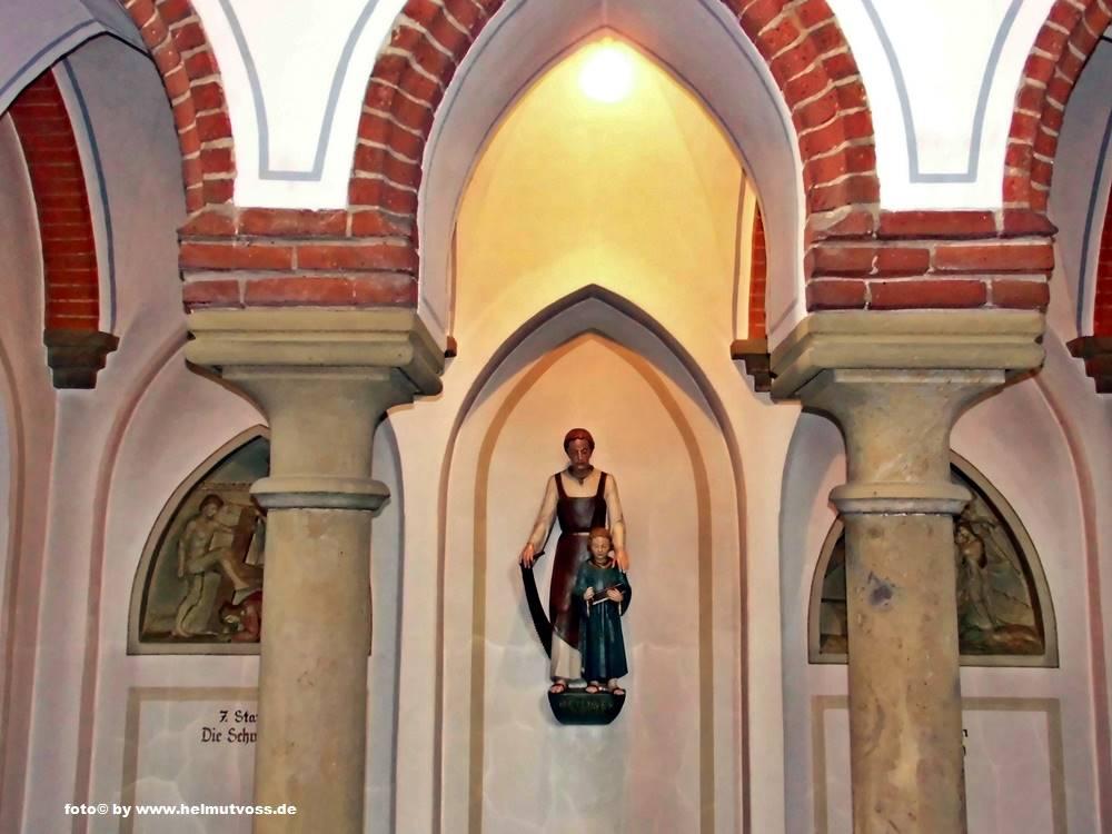 Pfarrkirche Mariae Geburt Bad Laer, Pfarrkirche, Sakrale Bauwerke