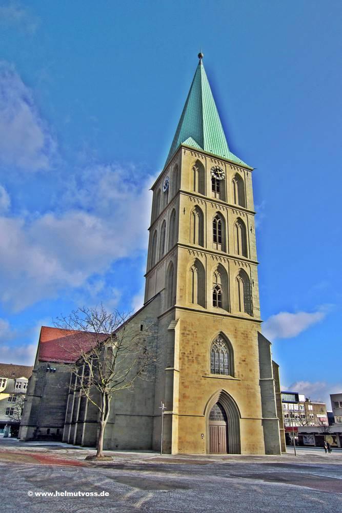 Kirchen In Hamm