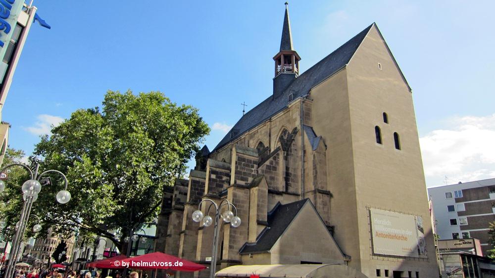 Evangelische Kirchen In Köln