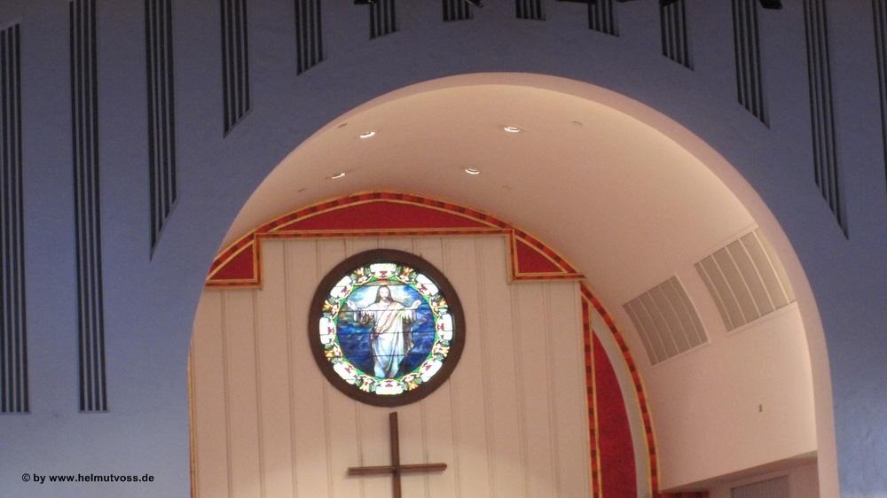 Florida, Miami Beach Community Church, Miami Beach, Lincoln Road ...